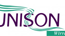 One voice, one vision, one union. Proud to be UNISON.